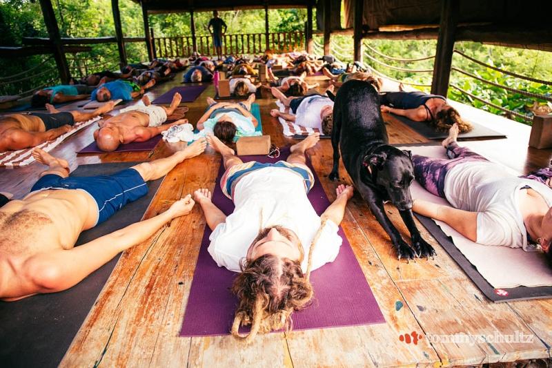 Gerry Lopez Surf & Yoga Retreat at Uluwatu, Bali, Indonesia